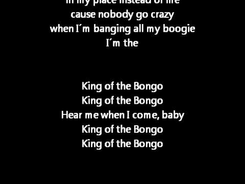 Bongo Bong - Manu Chao Lyrics
