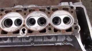 Ремонт двигателя служебного автомобиля+поддельные запчасти.Двигатель с разборки