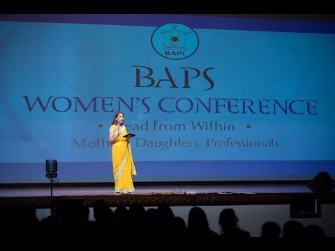 BAPS Women's Conference 2014, Los Angeles, CA