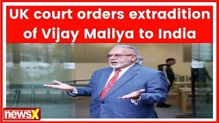 Vijay Mallya to be extradited for not repaying Rs 9,000 crore loan to 17 banks - NEWSXLIVE
