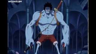 Escultura Luffy (Nightmare) One Piece