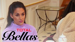 Nikki Bella Reveals John Cena's Wedding Must-Have | Total Bellas | E! - EENTERTAINMENT