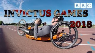 The transformational stories pushing the UK's Invictus Team to success - BBC - BBC