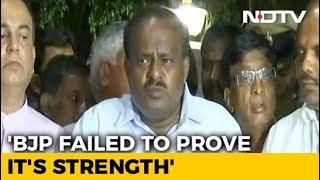 HD Kumaraswamy Oath On Wednesday, Invites Rahul Gandhi, Mayawati - NDTV