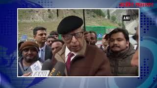 video : अमरनाथ यात्रा की सुरक्षा का राज्यपाल ने लिया जायजा
