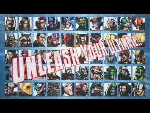 Ultimate Marvel vs. Capcom 3 Trailer 2