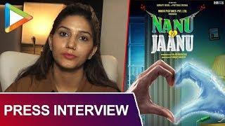 Press Interview With Sapna Chaudhary For Flim Nanu Ki Janu - HUNGAMA