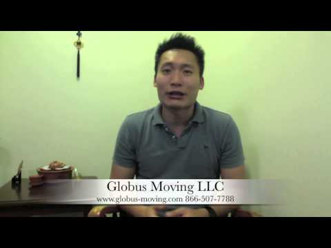 Globus moving LLC