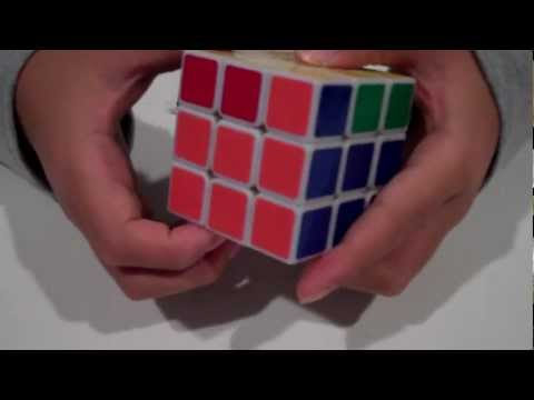 How to Solve the Rubik's Cube (Fridrich Method)