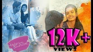 Hello Guru Prema kosamero     Destiny Entertainments    APIIIT Nuzvid    Latest Telugu Short Film - YOUTUBE