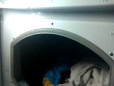 Indesit tumble dryer: Extra dry