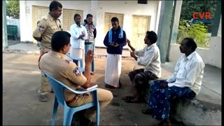 Nawabpet Sarpanch Candidate Climb Water Tank  |  Unanimous Gram Panchayat polls | Nirmal | CVR News - CVRNEWSOFFICIAL