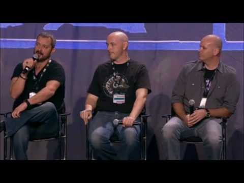 BlizzCon 2011 - Starcraft 2: Heart of the Swarm - Campaign and Lore Panel (Full)