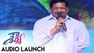 B.Gopal Speech At Shourya Audio Launch || Manchu Manoj, Regina Cassandra || Dasarath - ADITYAMUSIC