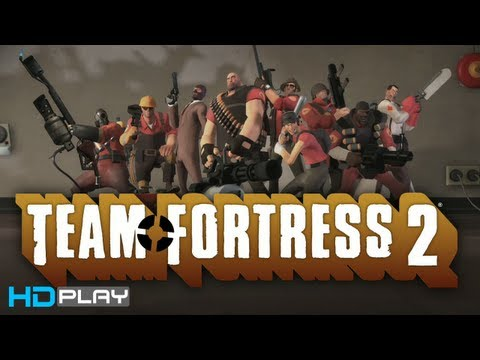 Team Fortress 2 - Gameplay | Sniper Class Ultimate F2P