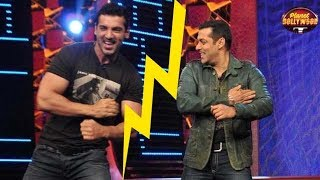 Salman Khan Doesn't Want To Work With John Abraham In 'Race 3' | Bollywood News