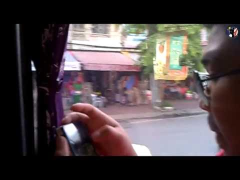 Backpacking in Cambodia and Thailand (Day 2)
