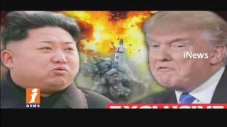 North Korea Warns US ahead of US Submarine To Arrives at Korea   | iNews - INEWS