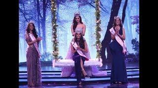 Tamil Nadu's Anukreethy Vas crowned Miss India 2018 - ABPNEWSTV