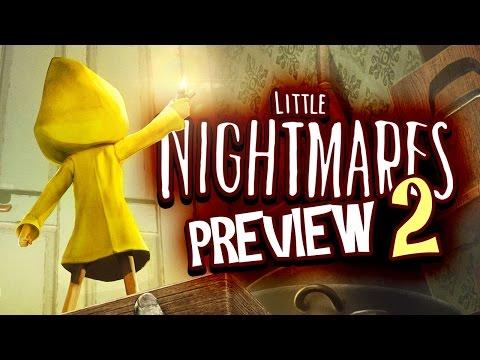 LITTLE NIGHTMARES   PREVIEW 2, Teil 1 von 2