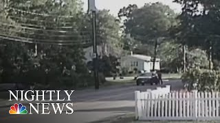 Massachusetts Jogger Attacked In Broad Daylight Speaks Out | NBC Nightly News - NBCNEWS