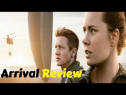 فيلم Arrival -  مراجعة فيلم The Reviewer