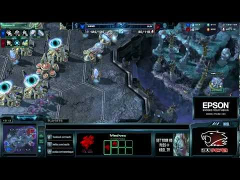 NASL Season 3 Playoffs - HuK vs Ganzi - Game 2