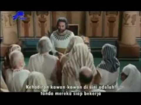 Kisah Nabi Yusuf as.Putra Nabi Ya'qub as.Part (7)