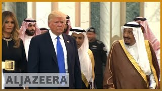 🇺🇸 🇸🇦 Trump vows 'severe punishment' if Saudi Arabia killed Khashoggi | Al Jazeera English - ALJAZEERAENGLISH