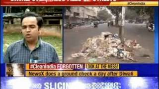 Has India forgotten PM's the #CleanIndia pledge? - NEWSXLIVE