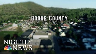 Saving Boone County: Fighting For Lives In A Place Ravaged By Opioids | NBC Nightly News - NBCNEWS