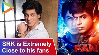 """Shah Rukh Khan is extremely close to his fans"": Faridoon Shahryar - HUNGAMA"