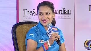 Women Of Steel summit: Rani Rampal on being captain of Indian Women Hockey Team - NEWSXLIVE