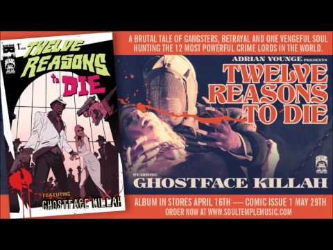 Ghostface Killah & Adrian Younge -