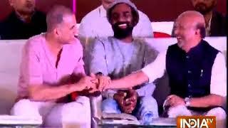 Akshay Kumar graced at Versova Mahotsava as a Chief Guest - INDIATV