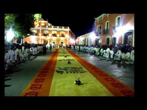 La Noche que Nadie Duerme en Huamantla Tlaxcala, Música de ViHu GarSol