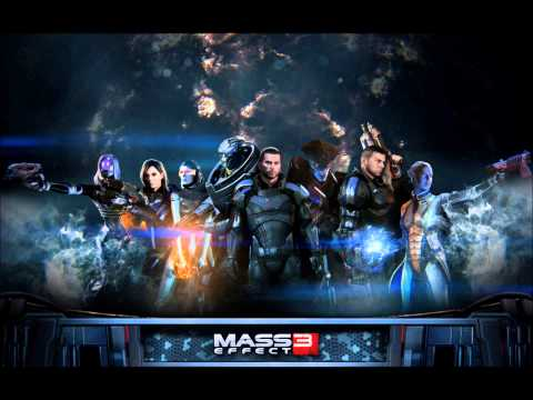 Mass Effect 3 - I Was Lost Without You with Tali's singing