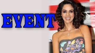 Mallika Sherawat refuses to start the event without Naseeruddin Shah | Bollywood News