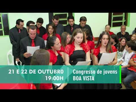 Agenda - Assembleia de Deus de Içara - 21 e 22 10 2017