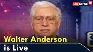 Water Anderson is Live on Viewpoint | #RipVajpayee | CNN News18 - IBNLIVE