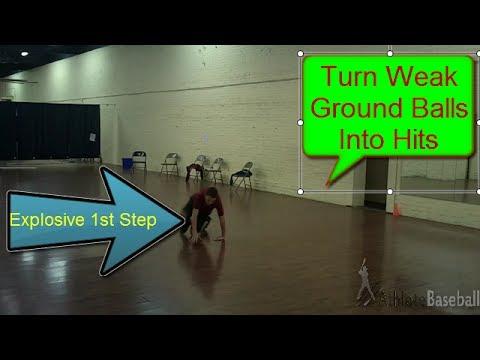 Baseball Workouts: Speed Workouts For Baseball: Lightning Fast Acceleration
