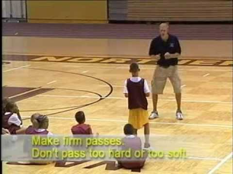 The Basics of Passing and Catching