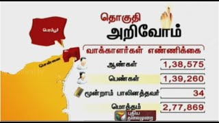 "Thoguthi Arivom ""Perambur"" 11-08-2015 Puthiya Thalaimurai TV Show"