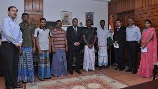 Released fishermen to return home - TIMESNOWONLINE