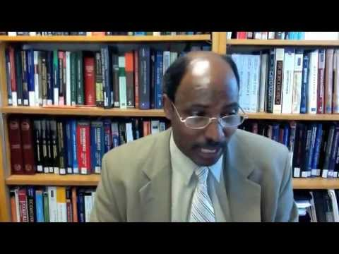 Gebre Gebremariam on the current politics of Eritrea  Part II