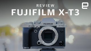 Fujifilm X-T3 Mirrorless Camera Review - ENGADGET