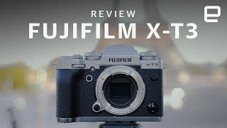 Fujifilm X-T3 Mirrorless Camera Review - ENGADGET