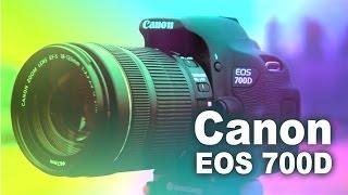 Canon EOS 700D: обзор фотоаппарата