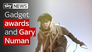 Swipe | T3 Awards plus Gary Numan on tech & autism - SKYNEWS