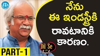 Subhalekha Sudhakar Exclusive Interview Part #1 || Dil Se With Anjali #23 - IDREAMMOVIES